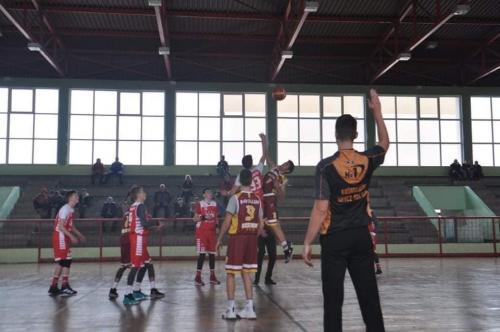 KK Bersellum - KK Novi Travnik