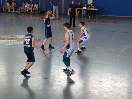 KK Kiseljak - KK Travnik