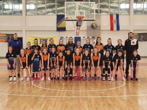 ŠK Prvi Koš - KK Travnik 1