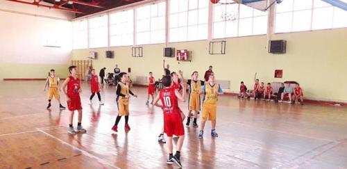 KK Bersellum Turbe - KK Promo Donji Vakuf