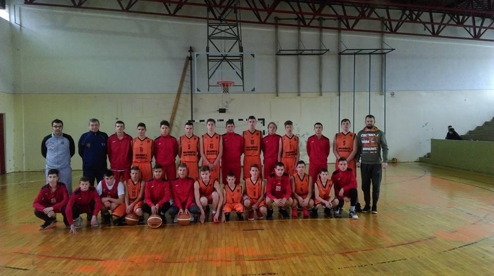 KK Star Fojnica - KK Novi Travnik